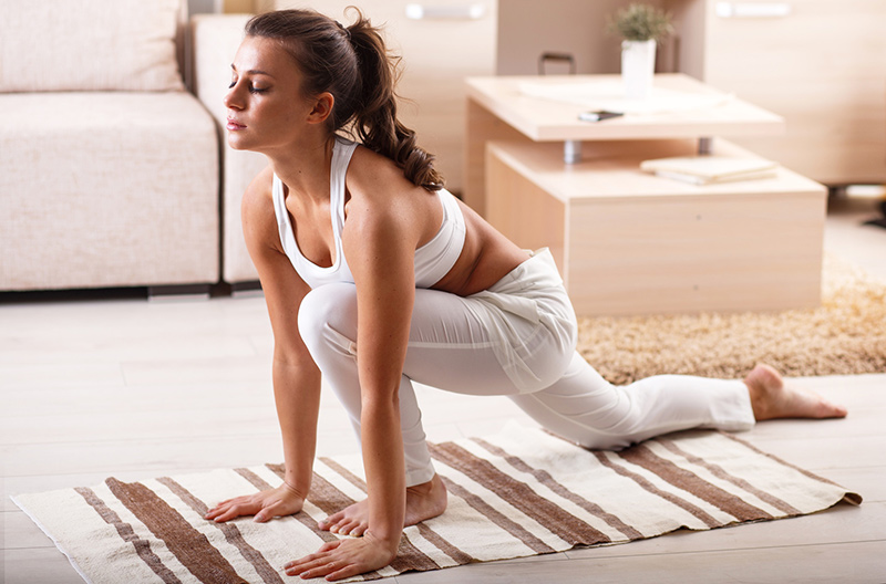 These Indoor Exercises Will Keep You Fit Always - Obiaks Blog