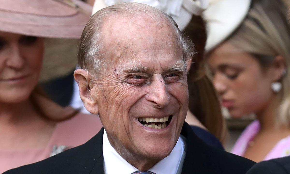 What Would Happen Following the Death of Prince Philip?
